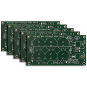 Wall Wart Bipolar Supply - PCB 5 Pack
